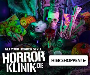 Horrorklinik.de Deko