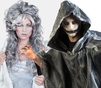 Geister-Kostüm-Zubehör