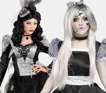 Gothic-Outfits für Damen