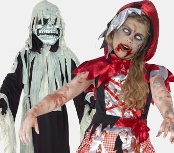 Günstige Halloween-Kostüme für Kinder