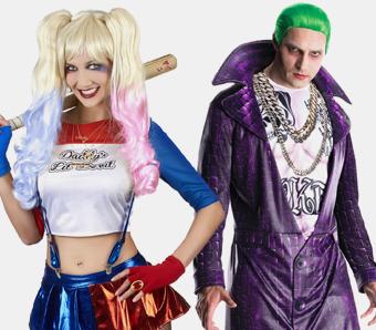 Günstige Halloween-Kostüme für Partner