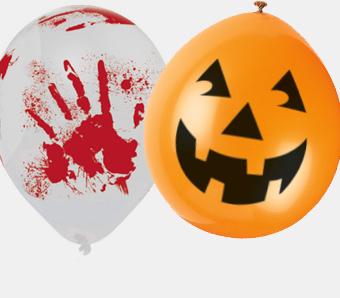 Halloween-Luftballons