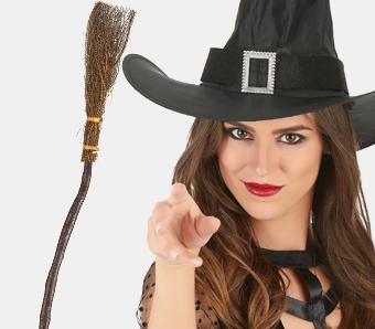 Hexen-Kostüm-Zubehör