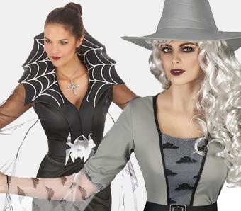 Hexenkostüme für Damen