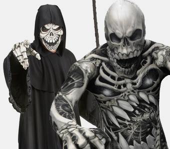 Skelett-Kostüme für Herren