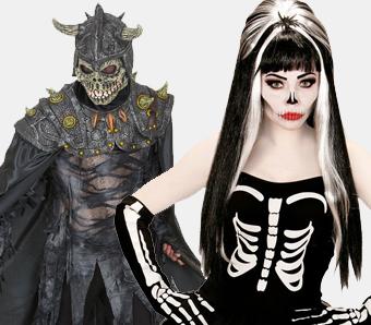 Skelett-Kostüme