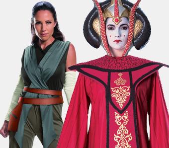 Star Wars Damenkostüme