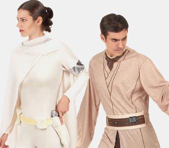 Star Wars Partnerkostüme