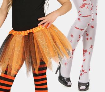 Socken, Strumpfhosen & mehr für Halloween