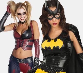 Superhelden-Kostüme für Damen