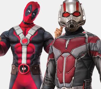 Superheldenkostüme für Herren