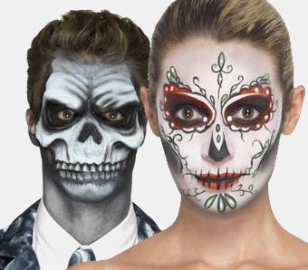 Tag der Toten Make-up