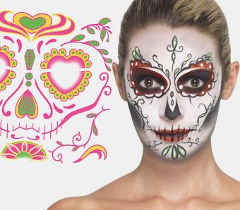 Tag-der-Toten-Make-up