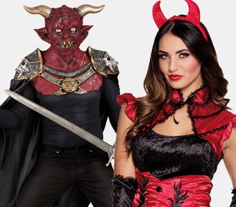 Teufel-Kostüme