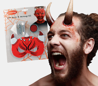 Teufel-Make-up