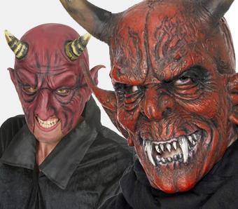 Teufelsmasken