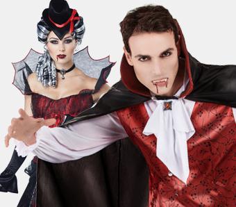 Vampir-Kostüme