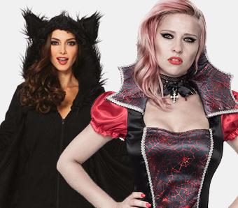 Vampirkostüme für Damen