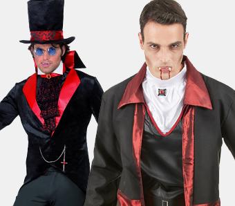 Vampirkostüme für Herren