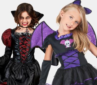 Vampirkostüme für Kinder