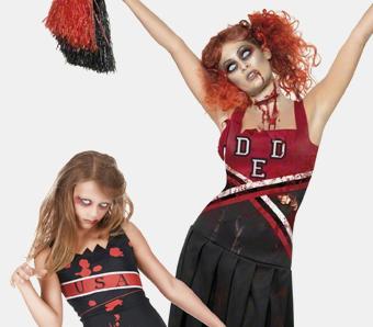 Zombie-Kostüme für Paare & Gruppen