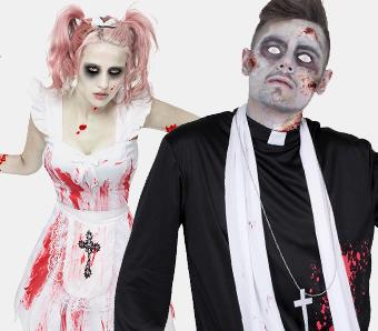 Zombie-Kostüme