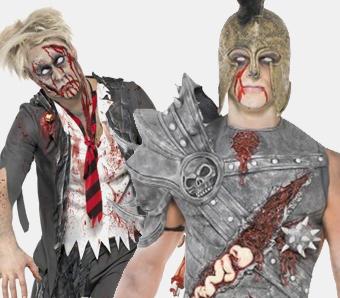 Zombiekostüme für Herren