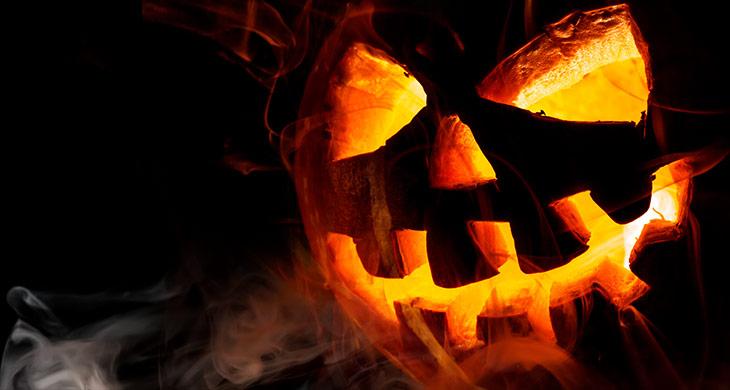 Warme Halloweenkostüme für kalte und gruselige Tage