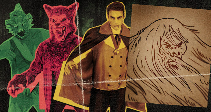Der Yeti - Die unheimlichsten Kreaturen aus Legenden, Sagen und Fabeln, Teil 14