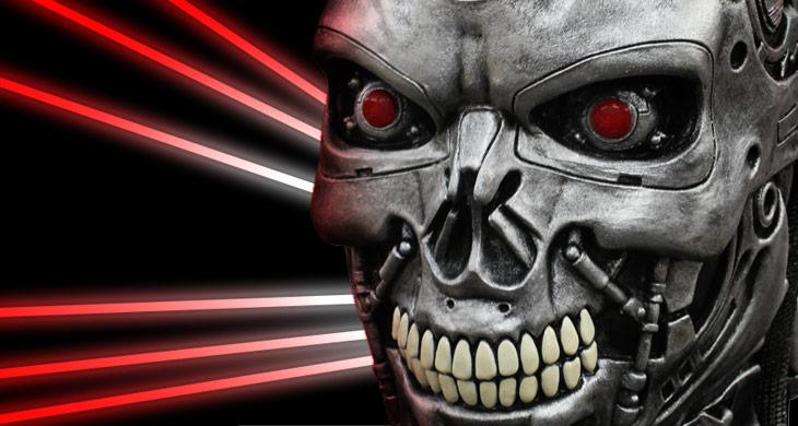 Hasta la vista, Baby! - Verkleide dich als Terminator