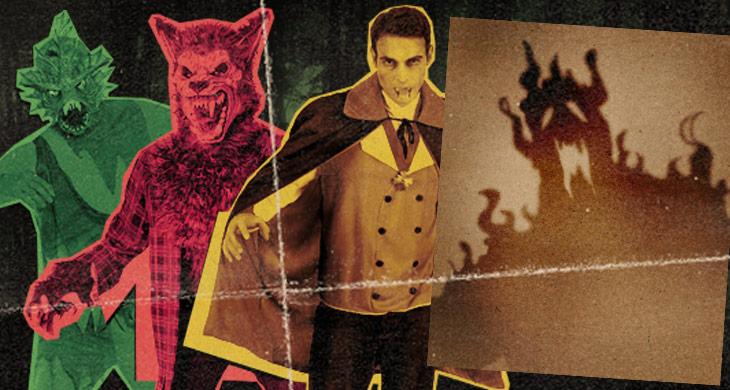 Geister - Die unheimlichsten Kreaturen aus Legenden, Sagen und Fabeln, Teil 10