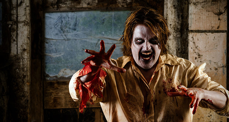Zombies, Explosionen, die Polizei und eine saftige Rechnung – klingt doch nach Hollywood!