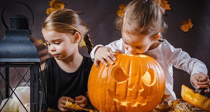 Tipps zum Kürbisschnitzen an Halloween