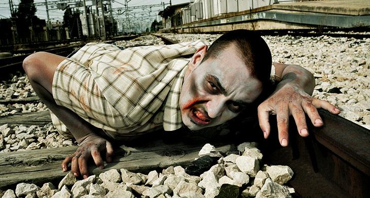 Zombie Walks: Hilfe! Untote fressen meine Stadt