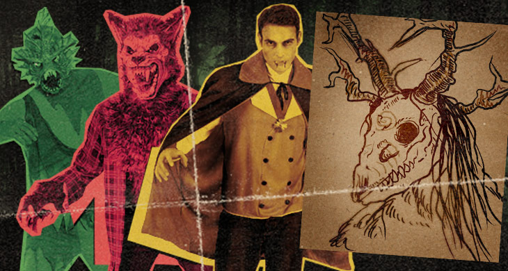 Der Wendigo - Die unheimlichsten Kreaturen aus Legenden, Sagen und Fabeln, Teil 8