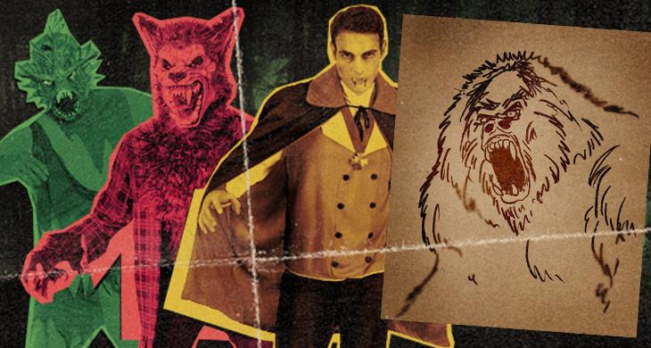 Bigfoot - Die unheimlichsten Kreaturen aus Legenden, Sagen und Fabeln, Teil 2