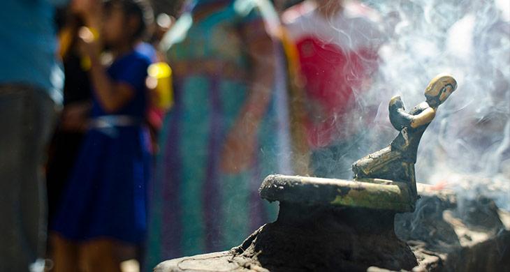 Die Totenfeste dieser Welt: Gai Jatra in Nepal