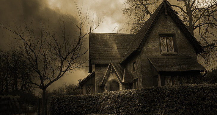 Grusel zu Halloween: Spuk in Hill House