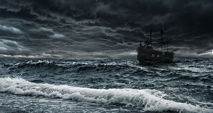 Die 10 gruseligsten Geisterschiffe – Teil 3