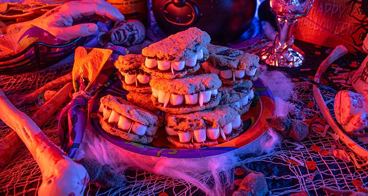 Halloween-Rezept: Draculas Beißerchen