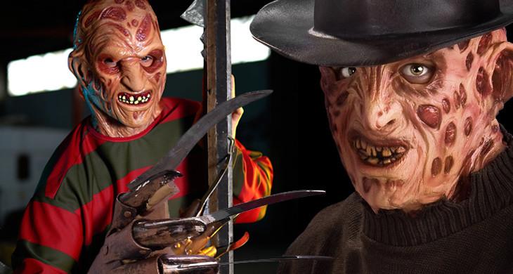 "So verkleidest du dich als Kindermörder Freddy Krueger aus ""Nightmare on Elm Street""!"