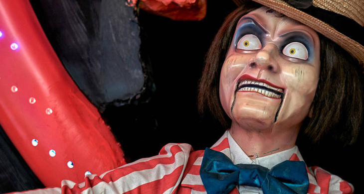 Puppen-Horror zu Halloween: Annabelle