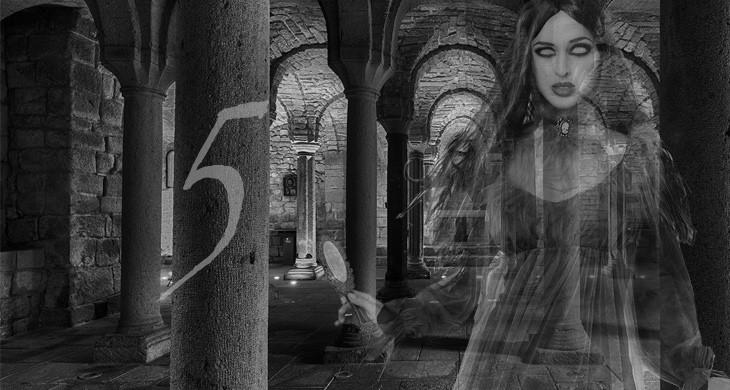 10 schreckenerregende Geistergeschichten aus der Antike, Teil 5: Die Geister der nordischen und der keltischen Mythologie