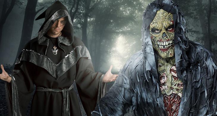 Ideen für wirklich gruselige Kostüme für Halloween