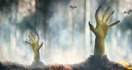 Ideen für deine Zombie-Mottoparty