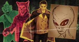 Aliens - Die unheimlichsten Kreaturen aus Legenden, Sagen und Fabeln, Teil 15