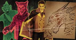 Drachen - Die unheimlichsten Kreaturen aus Legenden, Sagen und Fabeln, Teil 9