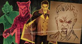 Vampire - Die unheimlichsten Kreaturen aus Legenden, Sagen und Fabeln, Teil 4