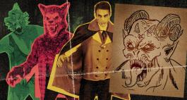 Dämonen - Die unheimlichsten Kreaturen aus Legenden, Sagen und Fabeln, Teil 3