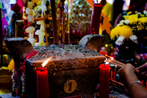 Die Totenfeste der Welt: Hungry Ghost Festival in China